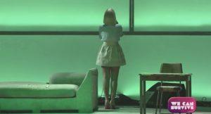 Siaさんの歌唱画像